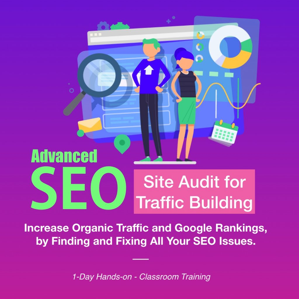 Malaysia Advanced SEO-Technical audit training-course-2020