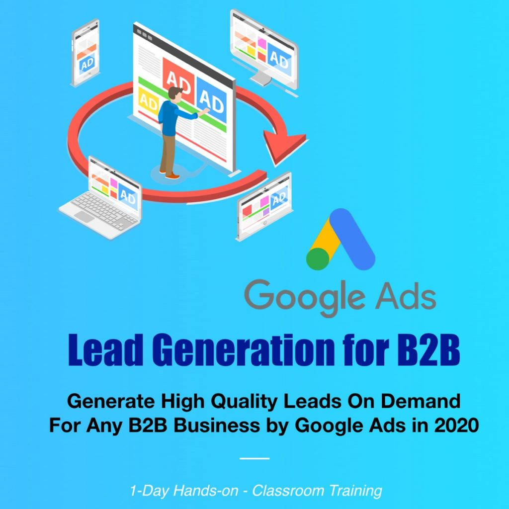 malaysia advanced-google ads adwords for b2b training