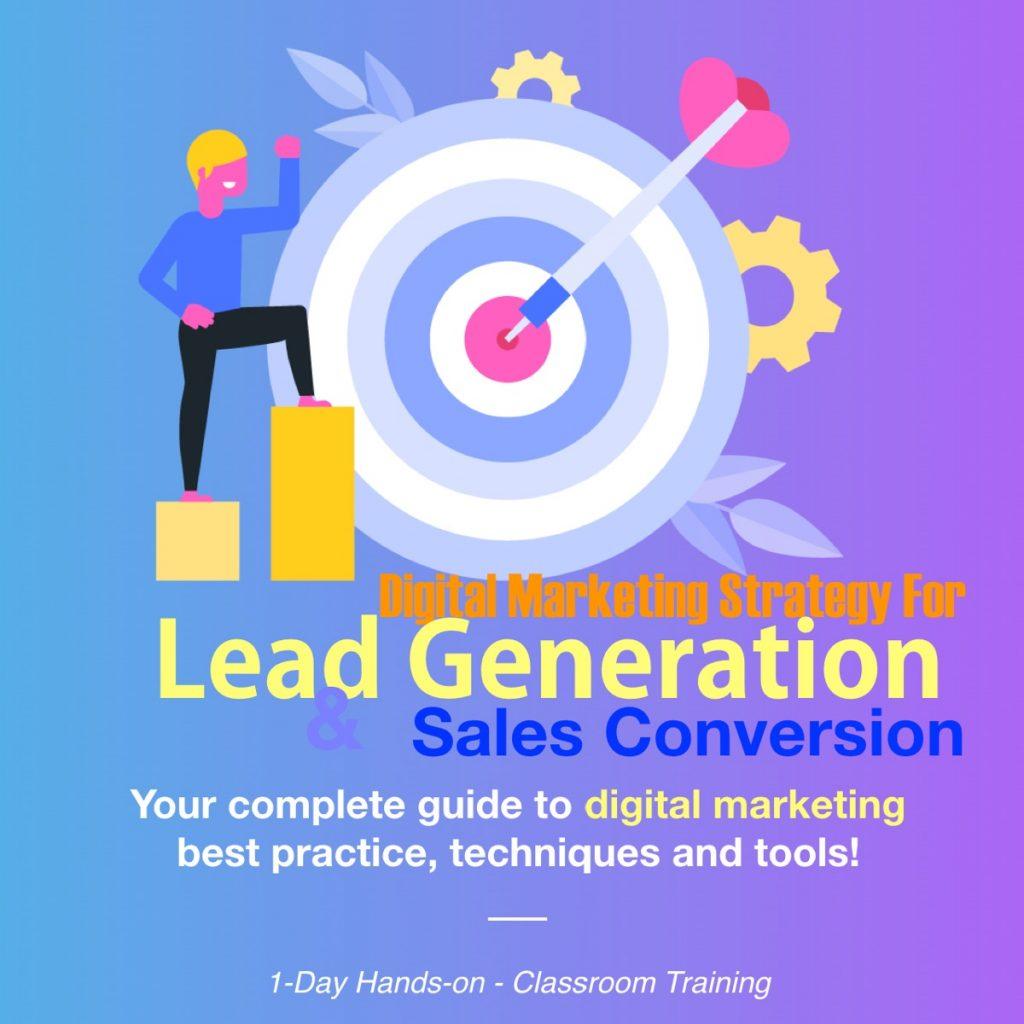malaysia digital marketing lead generation course 2021