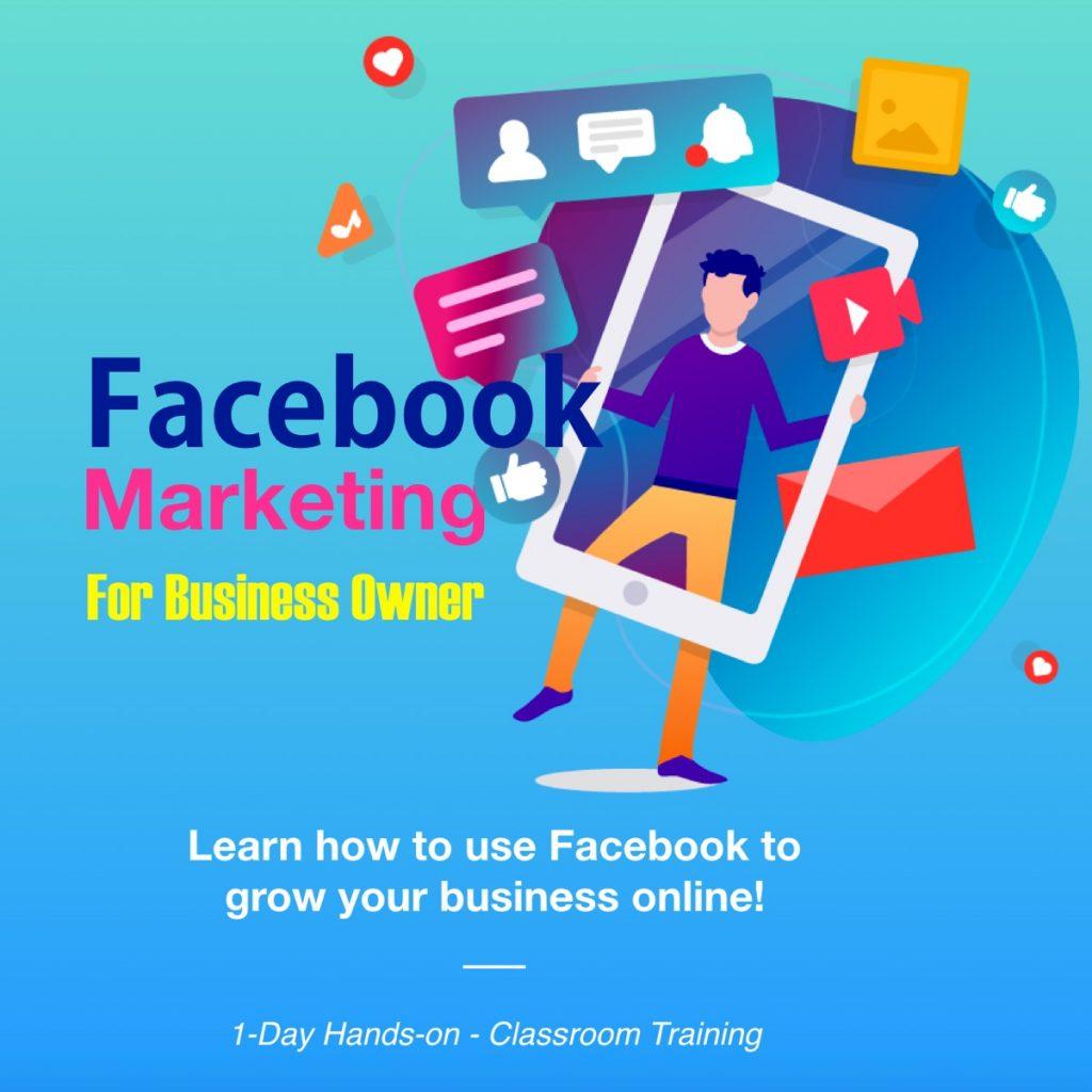 Best malaysia Facebook marketing course 2021