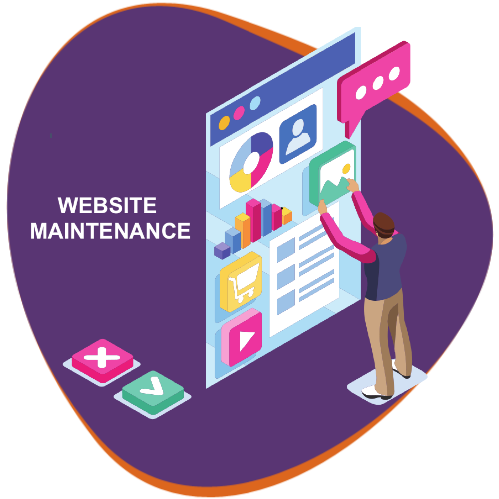 Malaysia website maintenance services