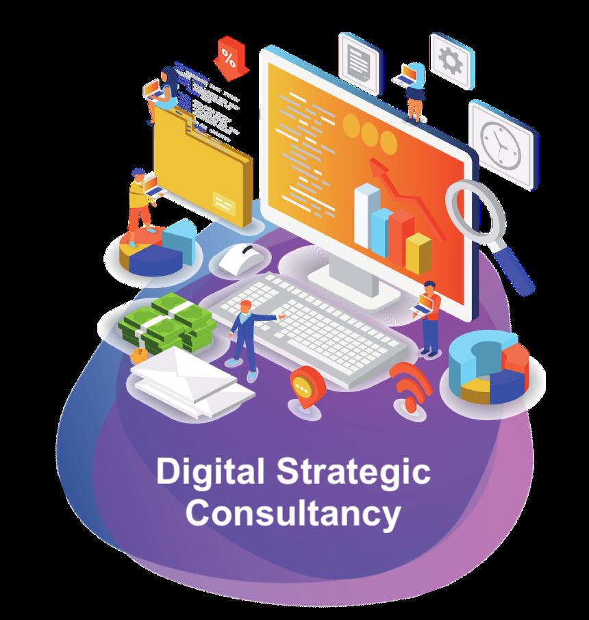 Malaysia Digital Strategic Consultancy