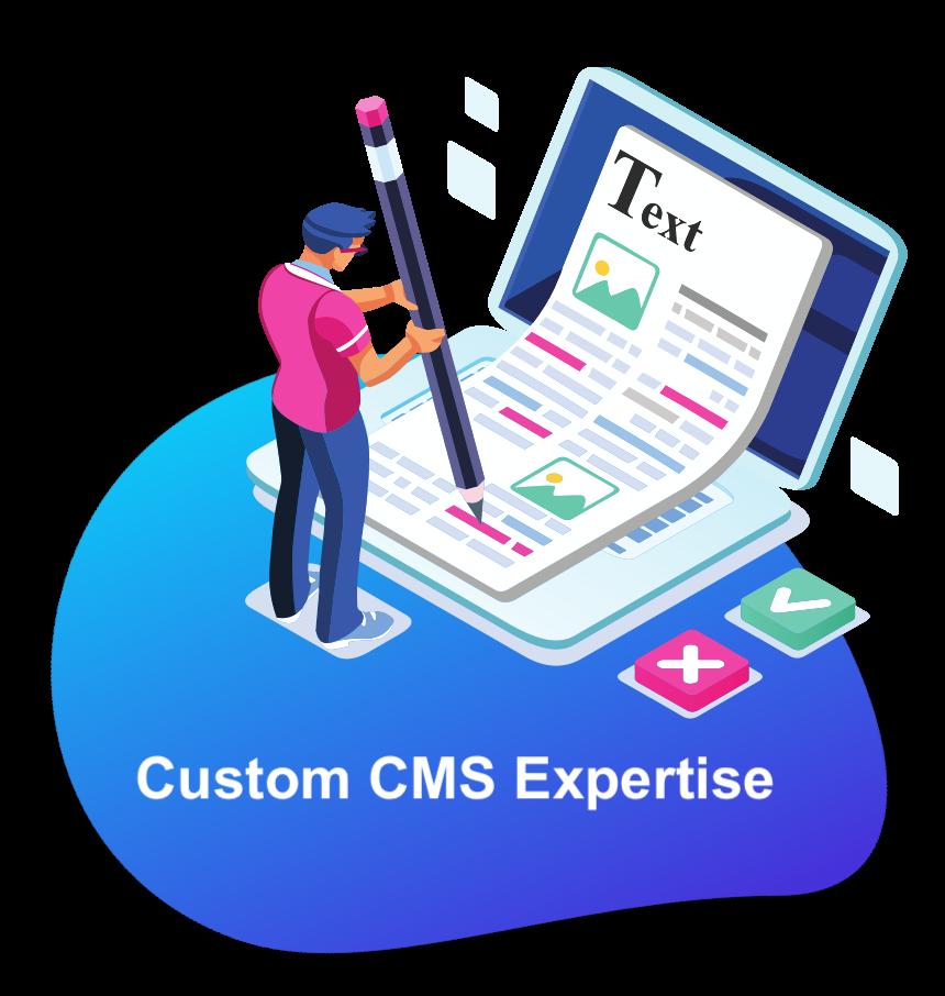Malaysia Custom CMS expert solutions