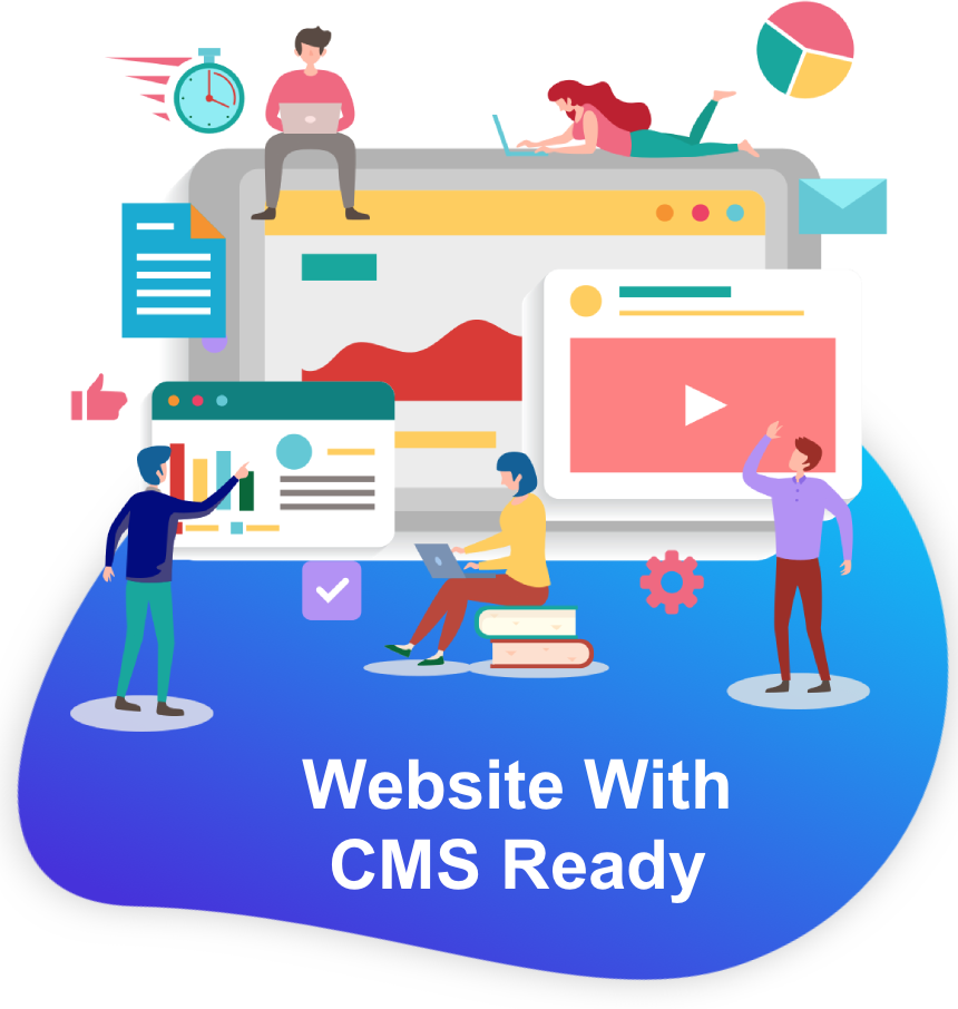 Malaysia Web Design with FREE CMS