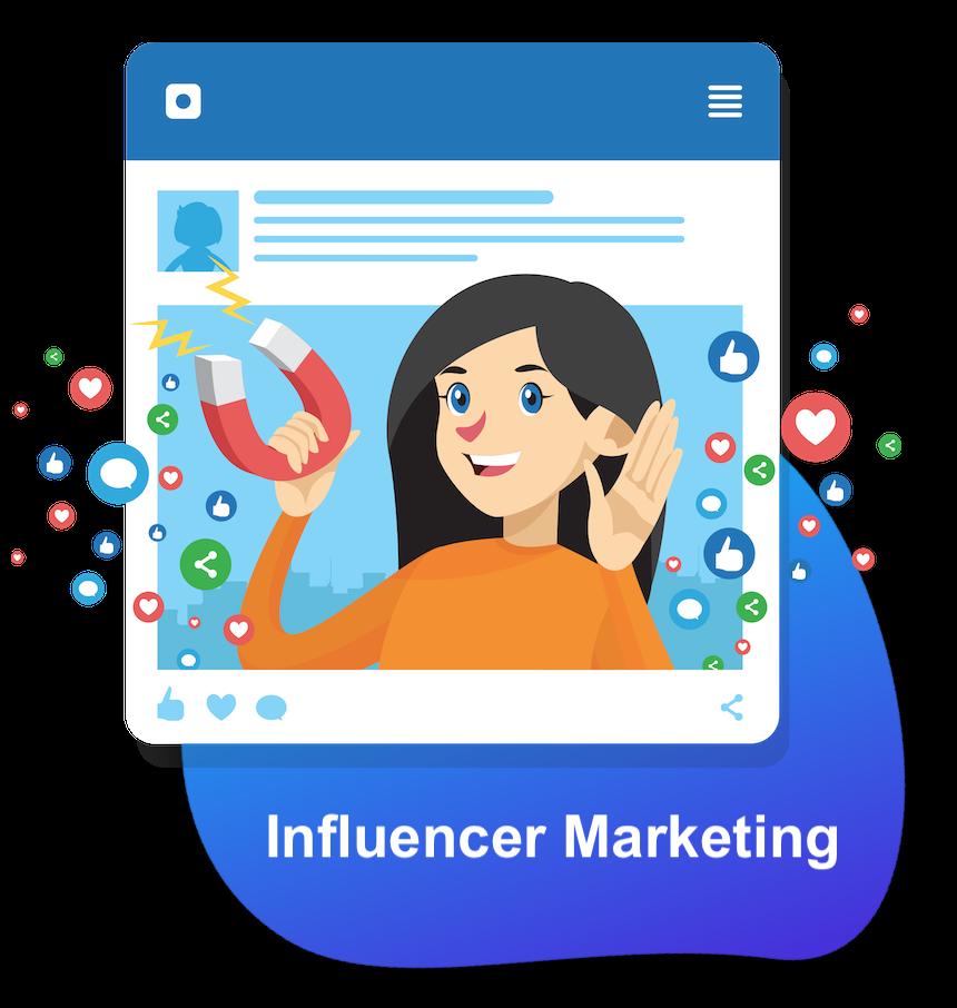 Malaysia Influencer-Marketing Agency